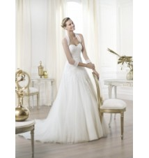 Pronovias_Wedding_Dresses - Style Laurelin
