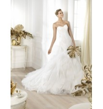 Pronovias_Wedding_Dresses - Style Leiben