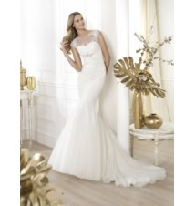 Pronovias_Wedding_Dresses - Style Leonde