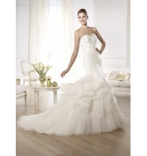 Pronovias_Wedding_Dresses - Style Olate