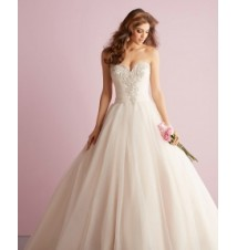 Allure_Bridals - Style 2710