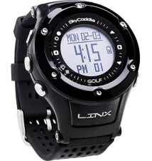 Linx Black GPS Watch Golfsmith