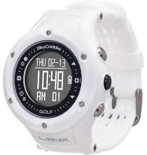 Linx White GPS Watch Golfsmith