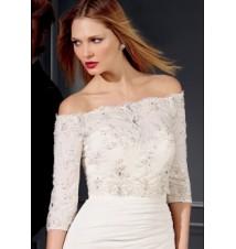 Claudine_Wedding_Dresses_ - Style 7011