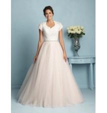 Allure_Bridals - Style M533