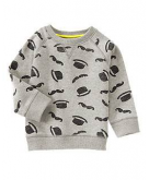 Dapper Pattern Pullover Gymbor..