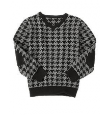 Houndstooth Sweater Gymboree