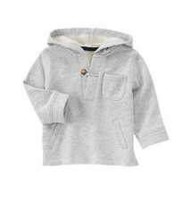 Hooded Pullover Gymboree