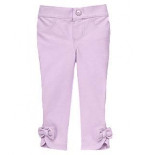 Bow Jeggings Gymboree