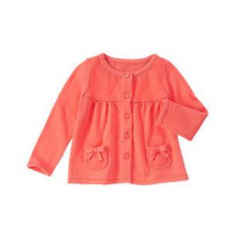 Bow Pocket Cardigan Gymboree