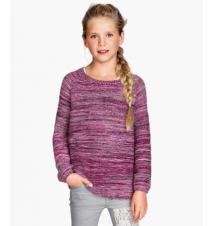 Glittery Knit Sweater H&M