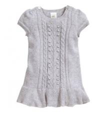 Pattern-knit Dress H&M