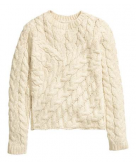 Cable-knit Sweater H&M ..