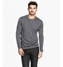 Merino Wool Sweater H&M