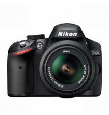 Nikon D3200 Digital SLR Camera With AF-S DX NIKKOR 18-55mm 1:3.5-5.6G VR Lens - Black Fry's Electronics