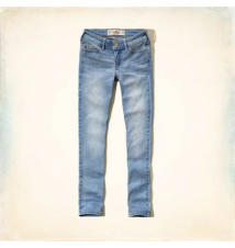 Hollister Ryan Super Skinny Ankle Jeans Hollister