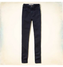Hollister Blake Natural Waist Jeggings Hollister