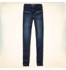 Hollister Ryan High Rise Super Skinny Jeans Hollister