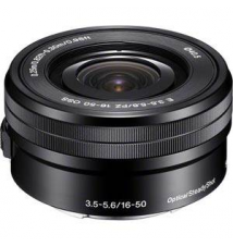 SONY E PZ 16-50mm F3.5-5.6 OSS E-mount Power Zoom Lens (SELP1650) Fry's Electronics