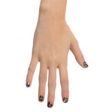 DC Comics Harley Quinn Nail Stickers Hot Topic