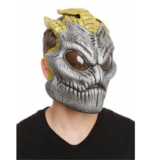 Doctor Who Silurian Half Mask Hot Topic