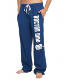 Doctor Who Logo Guys Pajama Pa..