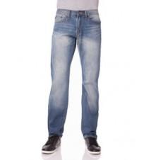 Slim Straight Fit Jean, Medium Wash