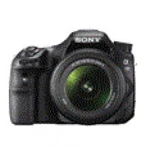 Sony Alpha SLT-A58K Digital SLR with DT 18-55mm f/3.5-5.6 SAM II Lens Fry's Electronics