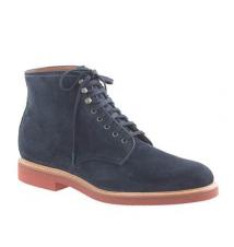 Kenton suede plain-toe boots J Crew