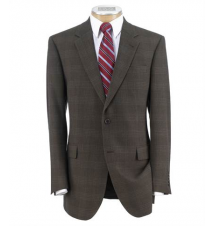 Signature 2-Button Wool Patterned Sportcoat JoS. A. Bank