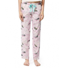 Cotton Sateen Pant Juicy Couture