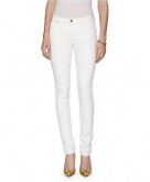 White Skinny Jean Juicy Coutur..