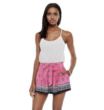 Boho Paisley Short Juicy Couture