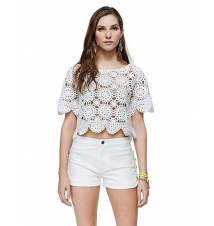 Crochet Top Juicy Couture