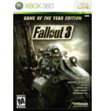 Fallout 3 Game Of The Year for Xbox 360 Gamestop
