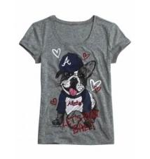 MLB Atlanta Braves Graphic Tee Justice
