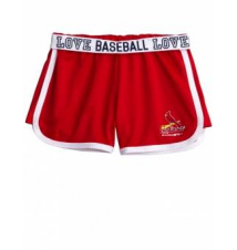 MLB St. Louis Cardinals Mesh Short Justice