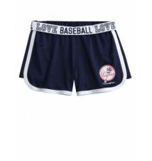 MLB New York Yankees Mesh Short Justice