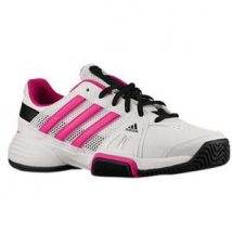 adidas Adipower Barricade Team 3 - Girls' Grade School Kids Foot Locker