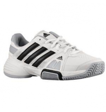 adidas Adipower Barricade Team 3 - Boys' Grade School Kids Foot Locker