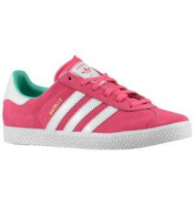 adidas Originals Gazelle 2 - Girls' Grade School Kids Foot Locker
