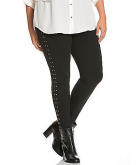 Control Tech ponte skinny with..