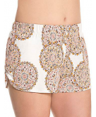 Boho print sleep short Lane Br..