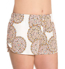 Boho print sleep short Lane Bryant