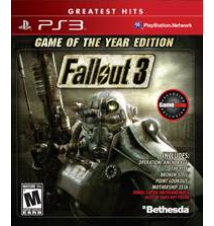 Fallout 3 Game of the Year Edition for PlayStation 3 Gamestop
