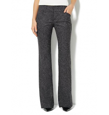 7th Avenue Bootcut Pant - Tweed - Average New York & Company