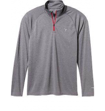 Men's Old Navy Active Mock-Neck Running Pullovers Old Navy