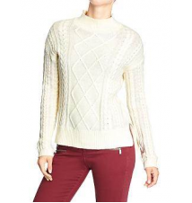 Women's Cable-Knit Sweaters Old Navy