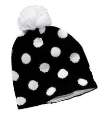 Patterned Pom-Pom Sweater Hats for Baby Old Navy