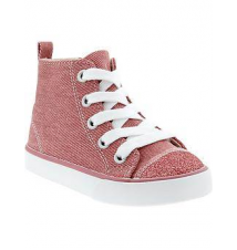 Glitter-Canvas High-Tops for Baby Old Navy
